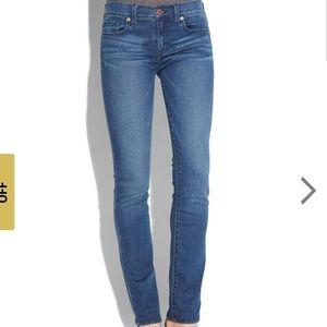 Lucky Brand Jeans - Lucky Sophia straight leg jeans